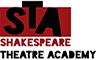 Logo Shakespeare Theatre Academy – Accademia Internazionale di Teatro